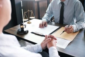 client and lawyer